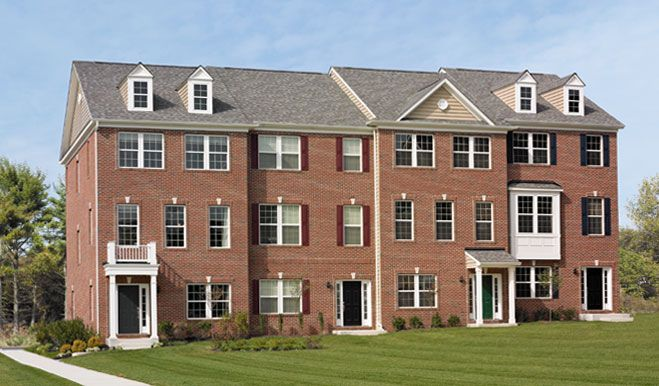 17 best images about mid atlantic dream homes on pinterest for 3 story townhomes