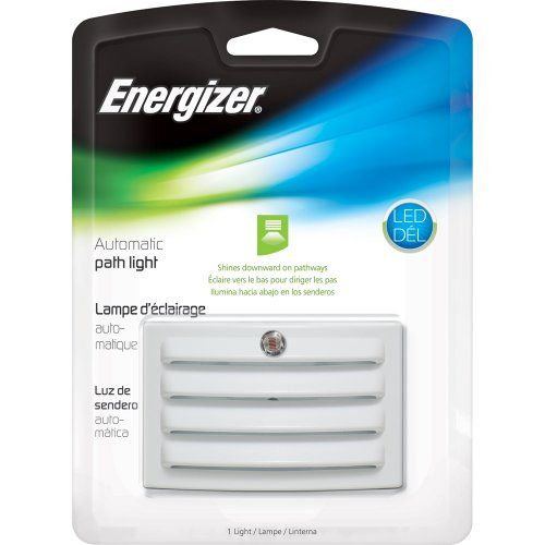 Energizer ENLPLVCW Vented Automatic Path Light White