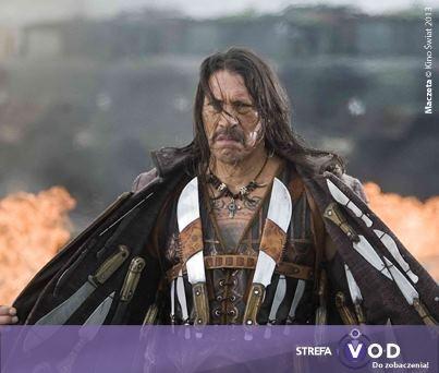 Danny Trejo, Robert De Niro, Steven Seagal, Jessica Alba i Lindsay Lohan w jednym piekielnie dobrym filmie – Maczete. Bądź zły, bądź jak Machete!;]