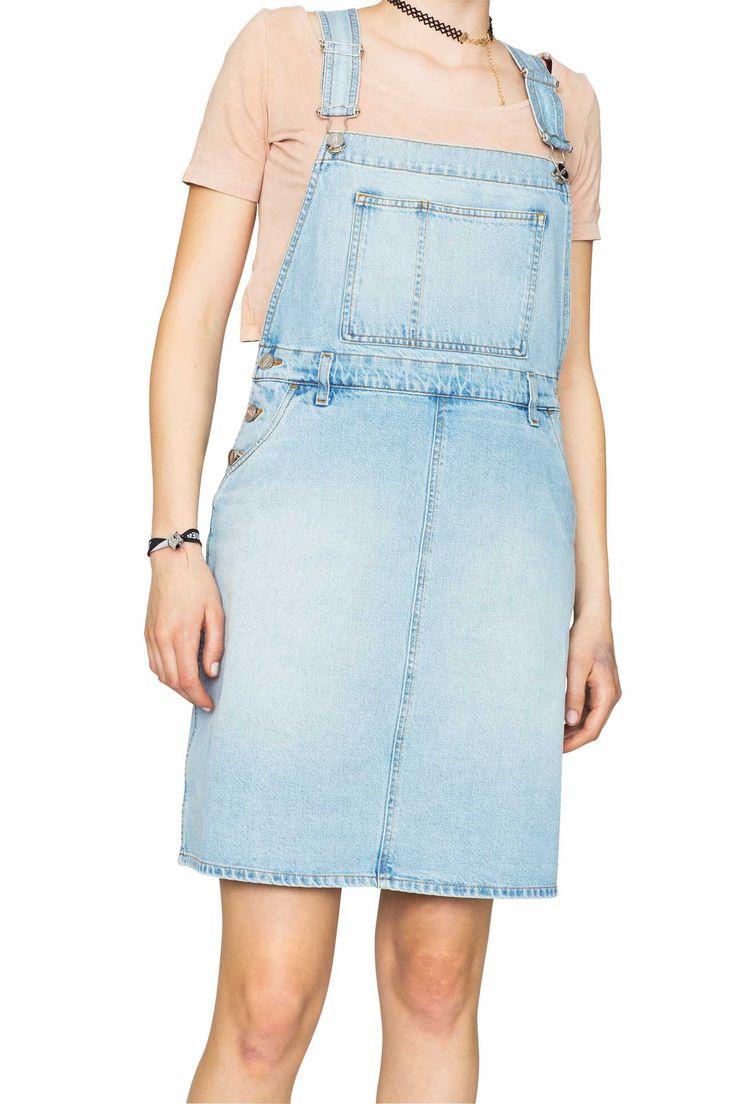Swedish Hasbeens HasJeans Carpenter Dress