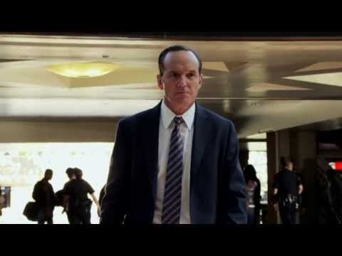 First Look at Marvels Agents of SHIELD - YouTube - My reaction:  BAAAAHH!