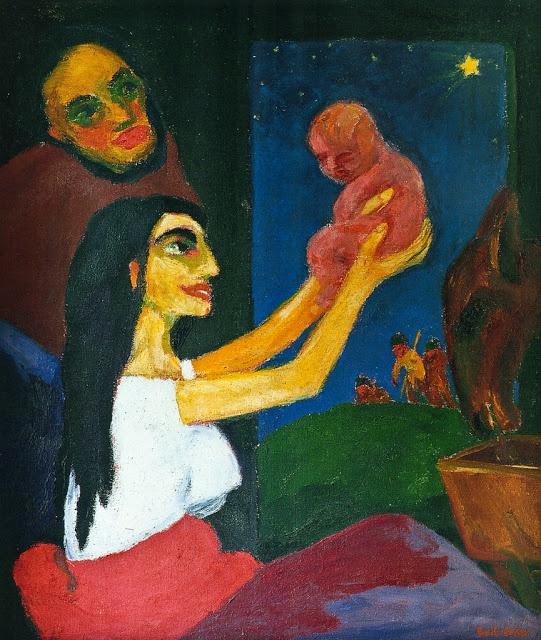 Emil Nolde (7 august 1867 – 13 aprilie 1956), pictor si grafician german expresionist(I) – Gabriela Dragoi – Webová alba PicasaArt Expressionism, German Expressionist, The Bridge, German Expresionists I, Inspiration Artists, Art 2, Nolde 1867 1956, German Expressionism, Emil Nolde