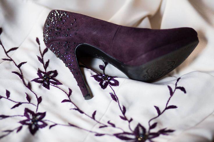 Nie zawsze dobieramy buty do sukienki - czasem odwrotnie :)
