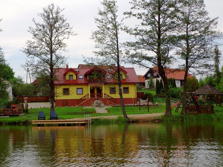 Urlop nad jeziorem:) www.travelysta.pl