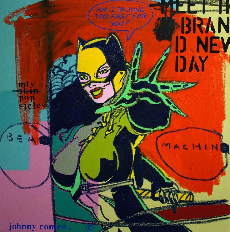 """""""Beam Machine"""" by Johnny Romeo"""