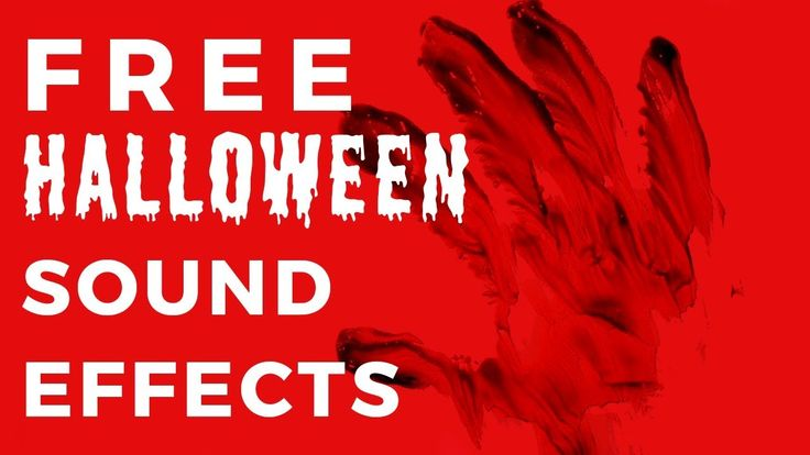 Happy October! FREE halloween sound effect you can use in your videos, Download it here along with our full Horror Sounds Collection. Feel free to use these in your YouTube videos!