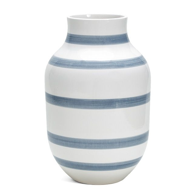 Omaggio Vase Light Blue - flere størrelser