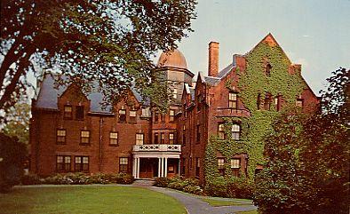 Safford Hall, Mount Holyoke College