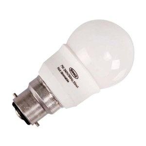 Ring Branded Multi Pack of 12 bulbs- 7w BC B22 CFL Low Energy Saving Globe Bulbs 240v ~(Buy 9 get 3 Free)~ UK Bayonet Cap fitting 35w Equivalent: Amazon.co.uk: Lighting