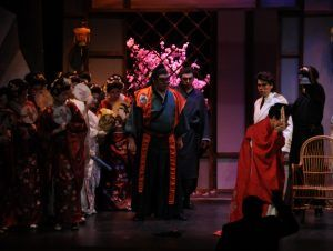 MADAME BUTTERFLY - TEATRO ROMEA MURCIA