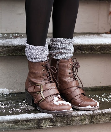 Winter Boot Styles.