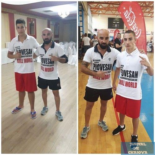 Debut cu dreptul ca antrenor pentru Sorin Pantera Tanasie la Campionatele Nationale