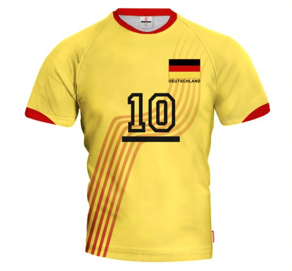 GERMANY 2014/15 Volleyball Jersey With Custom Name And Number in Different Colors