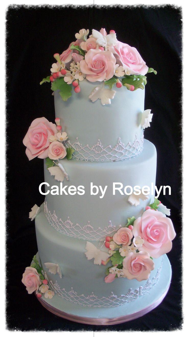 wedding gum paste flowers