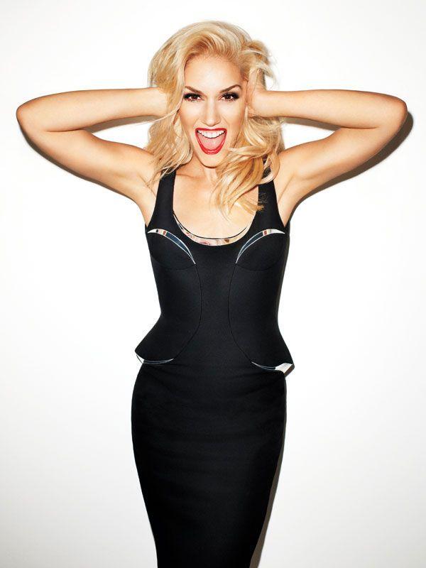 Gwen Stefani by Terry Richardson for Harper's Bazaar
