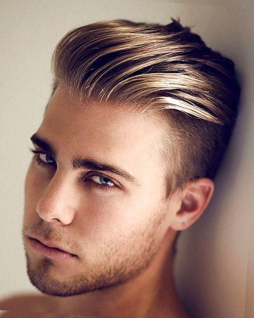 mens modern undercut hairstyle haircuts pinterest frisur. Black Bedroom Furniture Sets. Home Design Ideas