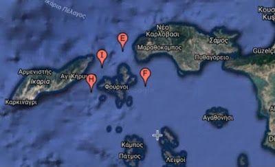 Η Άγκυρα ακυρώνει ελληνική θαλάσσια έρευνα στην Ικαρία...