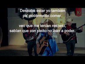 El Karma (con letra) - Ariel Camacho Y Los Plebes Del Rancho - YouTube