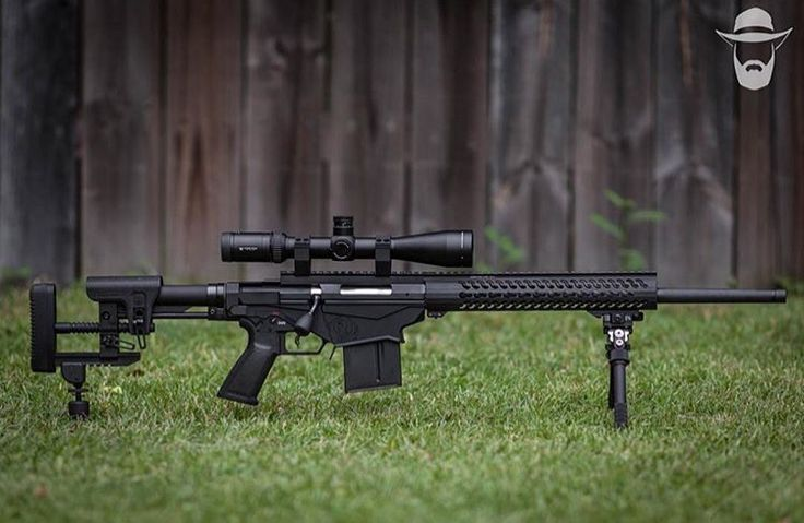 Ruger .308 Precision Rifle