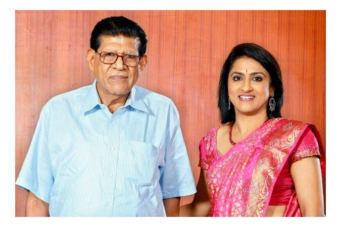 Mr Thiruvenkidam and Mrs Beena kannan
