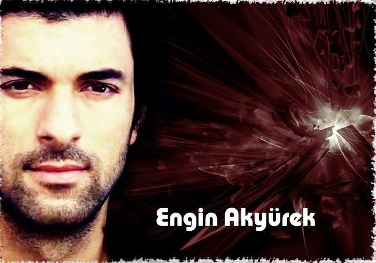 *-* Engin Akyurek (narodený 12.10.1981 v Ankare ) je turecký herec, ktorý hral vo filmoch a televíznych seriáloch.