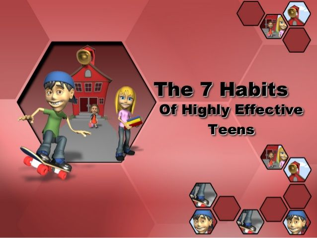 the 7 habits of highly effective teens The 7 habits of highly effective teens by sean covey - with more than five million copies in print all around the world, the 7 habits of highly effective teens.