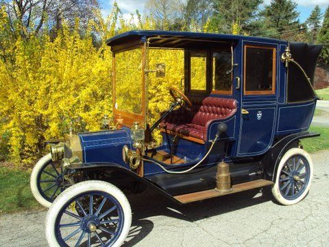 1911 Ford Model T Town Car for sale #1741066 | Hemmings Motor News