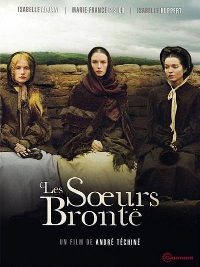 DVD Les Soeurs Brontë, André Téchiné (1979) #Bronte sisters