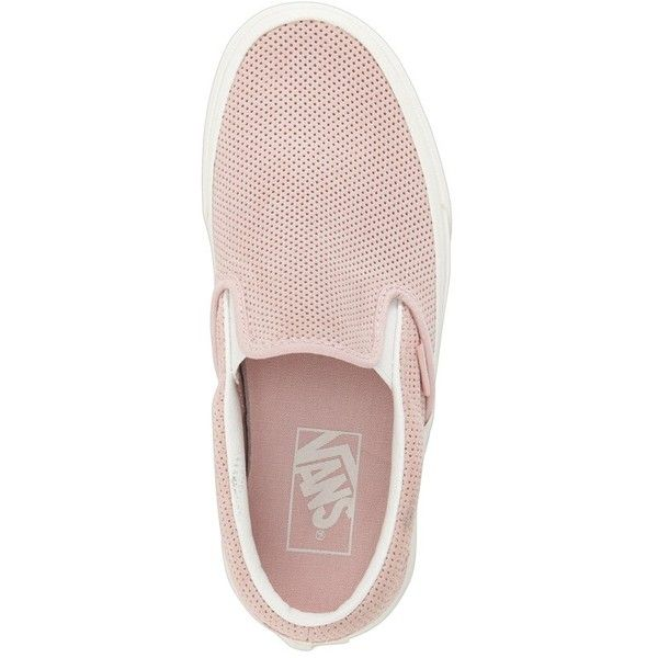 Women's Vans 'Classic' Sneaker (77 CAD) ❤ liked on Polyvore featuring shoes, sneakers, vans sneakers, vans footwear, vans shoes and vans trainers