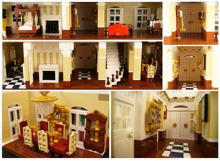 Genial Lego Plantation House   Wedding Venue (Interior Collage) | Par SEBASTIAN Z