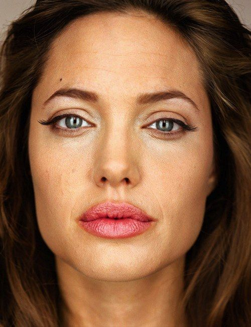 Angelina Jolie by Martin Schoeller - Carefully selected by GORGONIA www.gorgonia.it: Photos, Faces, Angelina Jolie, Martin Schoeller, Beautiful People, Portraits, Angelinajolie, Photography