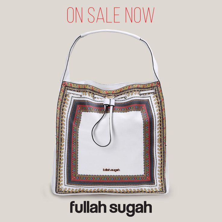 On Sale Now by FULLAHSUGAH!  Τσάντα ώμου με ethnic print | 1434106310  #sales #bags #trends #fashion #styles #fullah_sugah