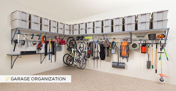 Il garage non deve diventare il luogo dove si ammassano oggetti in maniera…
