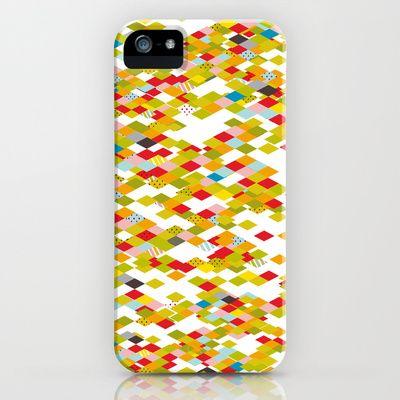 Confetti iPhone & iPod Case by Simi Design - $35.00