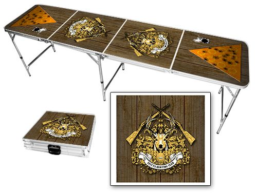 23 best beer pong tables with holes images on pinterest for Table 3 6 usmc