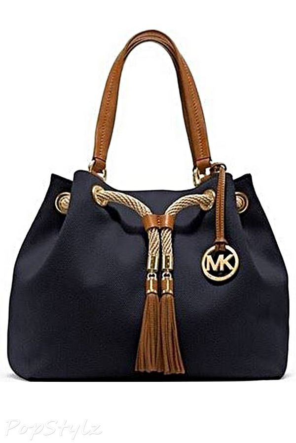 Michael Kors Marina Large Gathered Tote