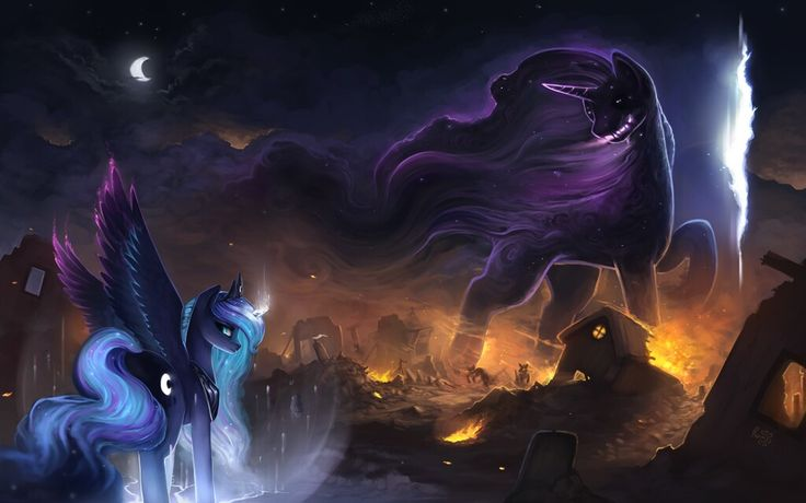 Luna vs the tantabus