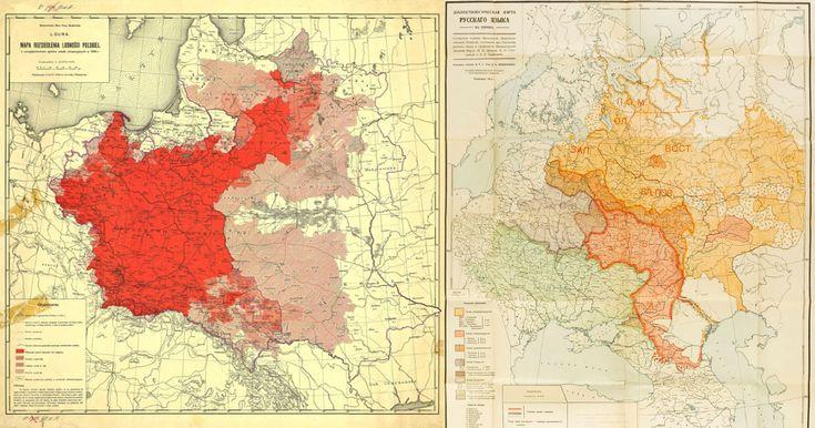 Исторические карты Российской империи, Польши, Беларуси, Литвы, Украины, а также региональные европейские карты, которые будут интересные тем, кто увлекается историей, политикой, географией, этнографи…