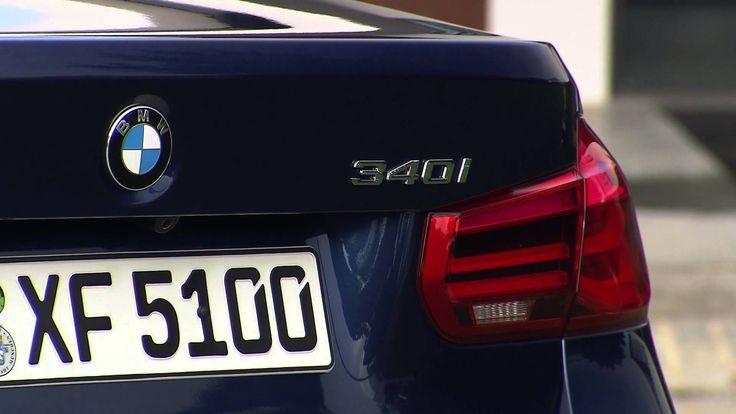 БМВ 3 серии 2016 BMW 3 Series