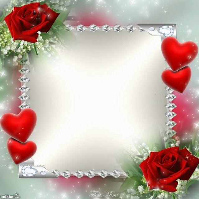 New imikimi | BEAUTIFUL ROSE FRAMES | Pinterest | Frame, Rose frame ...