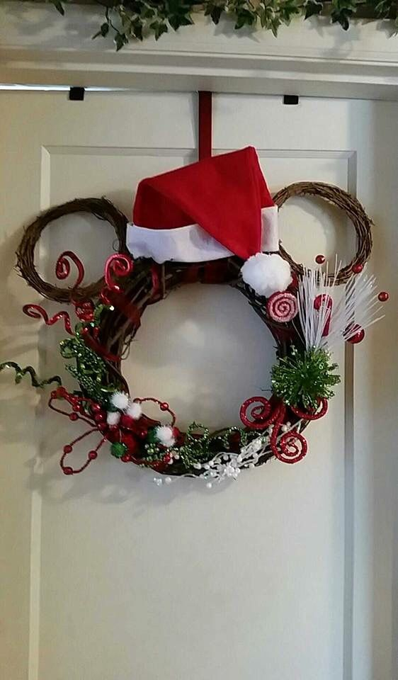 11 Best Diy Christmas Images On Pinterest Wreaths Decor And Door