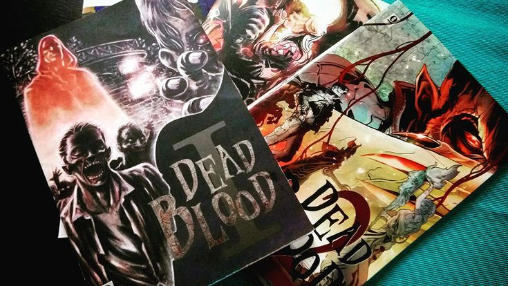 Dead Blood - Noise Press