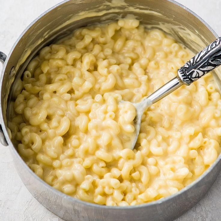 Easy Homemade Mac and Cheese Recipe