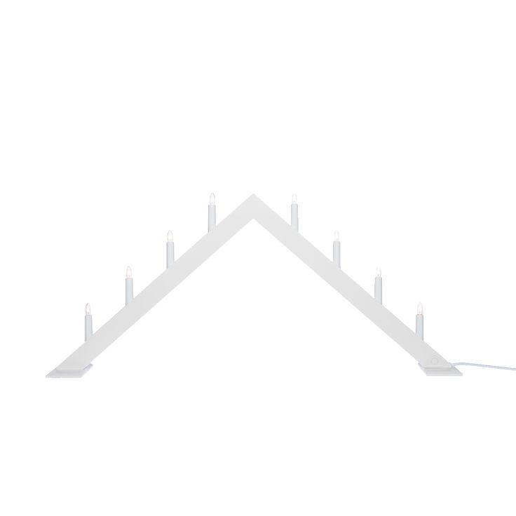 ÖR10 ljusstake från Örsholmsstaken. En adventsljusstake som skapades med ett väl...