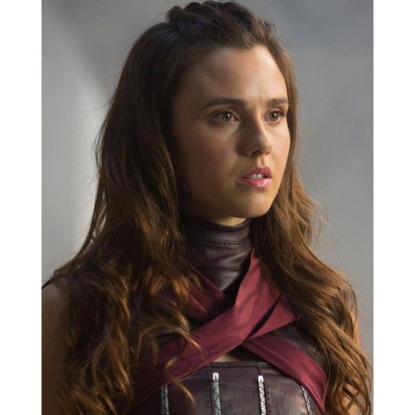 """The Shannara Chronicles on Instagram: """"As a new member of The Chosen,... ❤ liked on Polyvore featuring poppy drayton"""