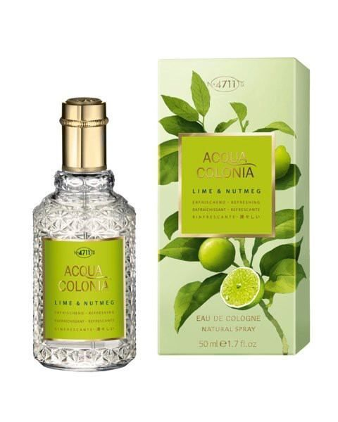 Lime & Nutmeg Eau de Cologne Spray