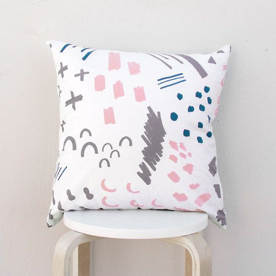 Drawing pattern pillow cover Drawing pattern Pillow Case