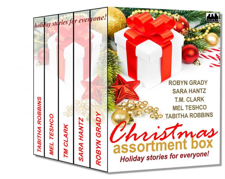 Amazon.com: CHRISTMAS ASSORTMENT BOX: Holiday stories for everyone! eBook: Robyn Grady, Sara Hantz, T.M. Clark, Mel Teshco, Tabitha Robbins: Kindle Store