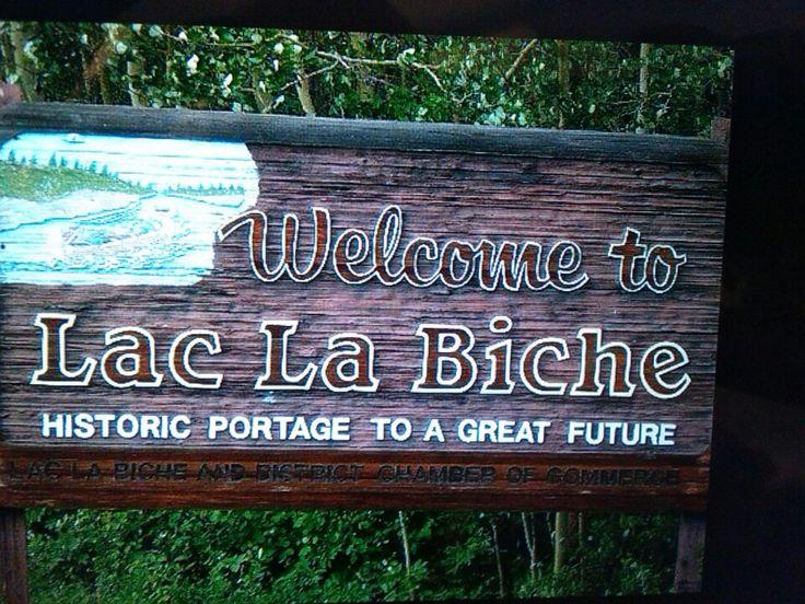 Lac La Biche in Alberta