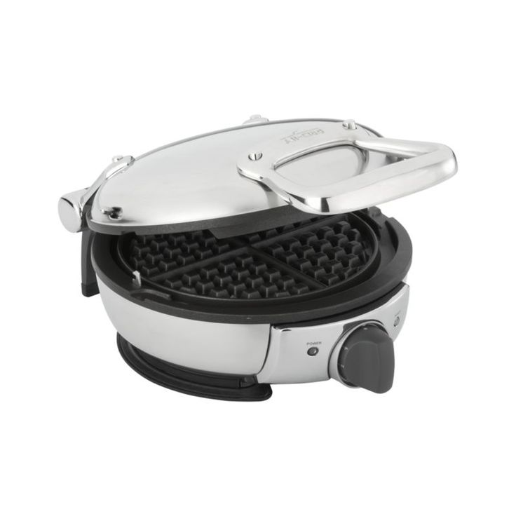 Crate and Barrel | All-Clad® Waffle Maker | $130